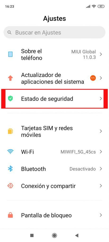 ok google configurar mi dispositivo android