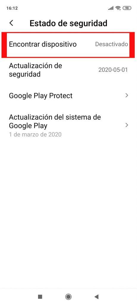 ok google configurar configurar mi dispositivo