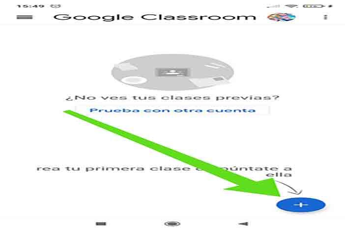 se puede tener classroom en dos dispositivos